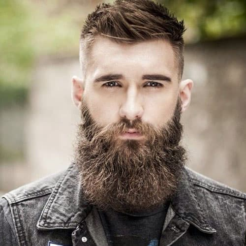 how to grow a thick beard photo - 1