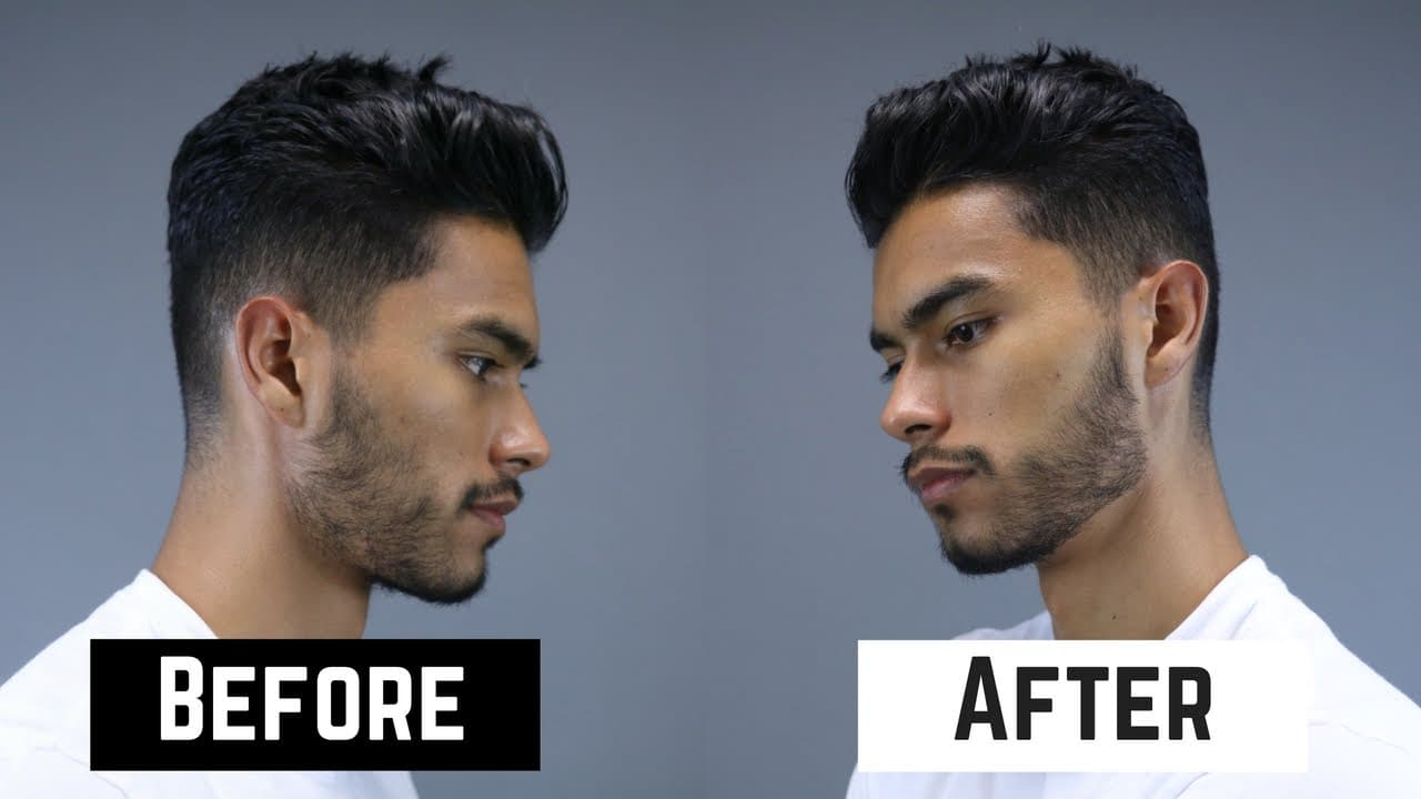 how to make beard look fuller photo - 1