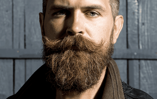 how to trim a growing beard photo - 1