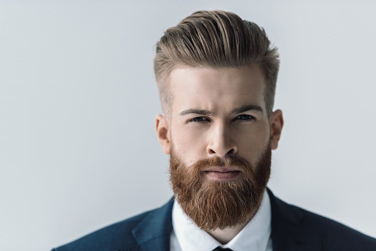 How To Trim Beard And Mustache Facial Hairstyles