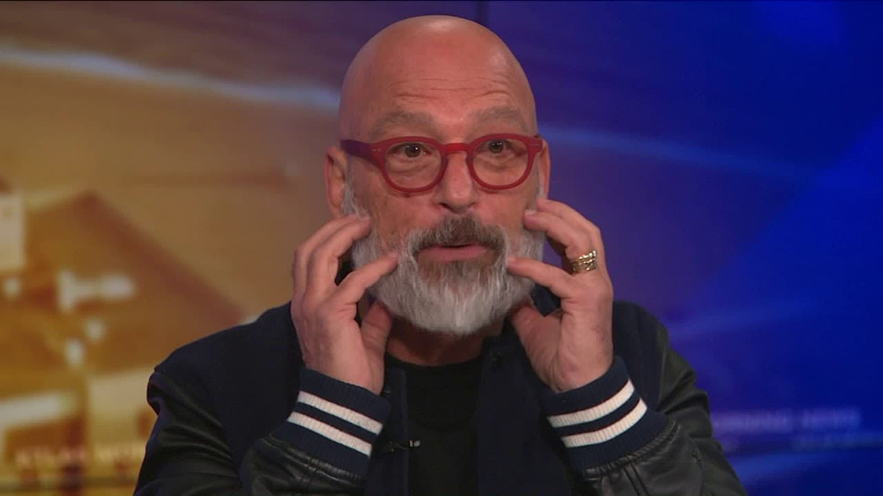 howie mandel beard photo - 1