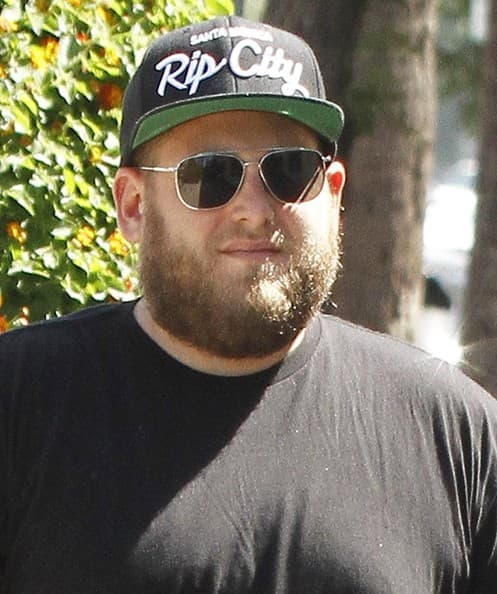 jonah hill beard photo - 1