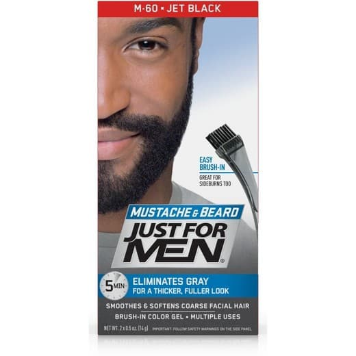 just for men beard and mustache coupons photo - 1