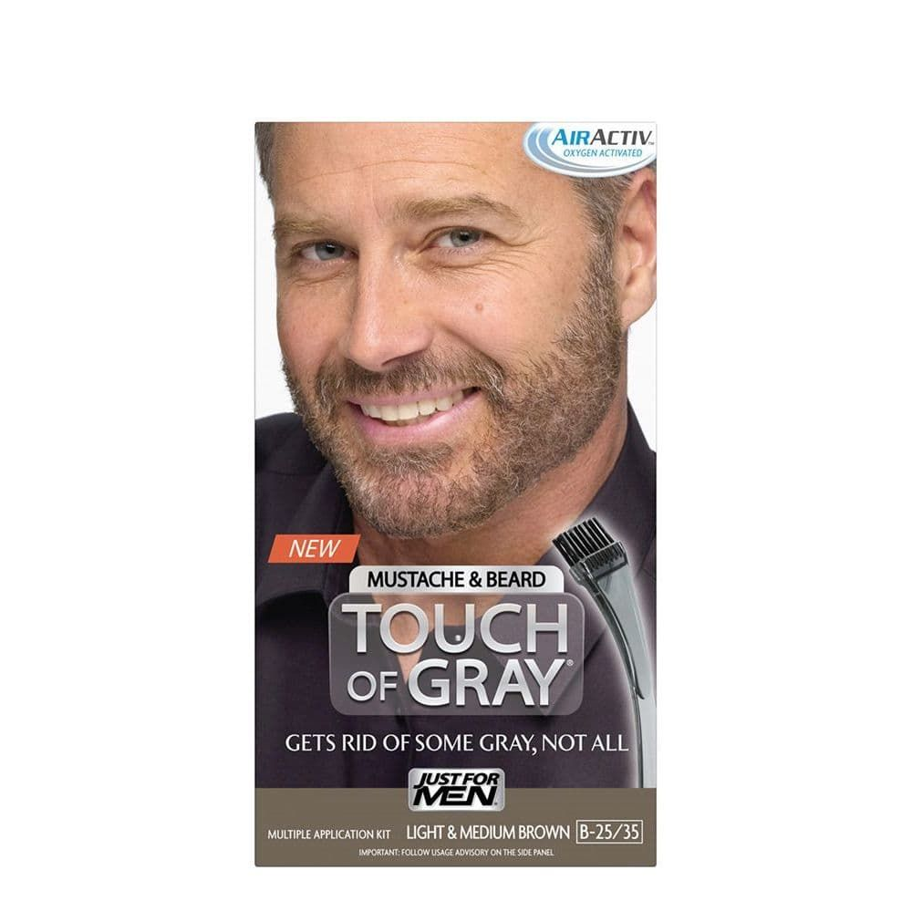 just for men touch of gray beard photo - 1
