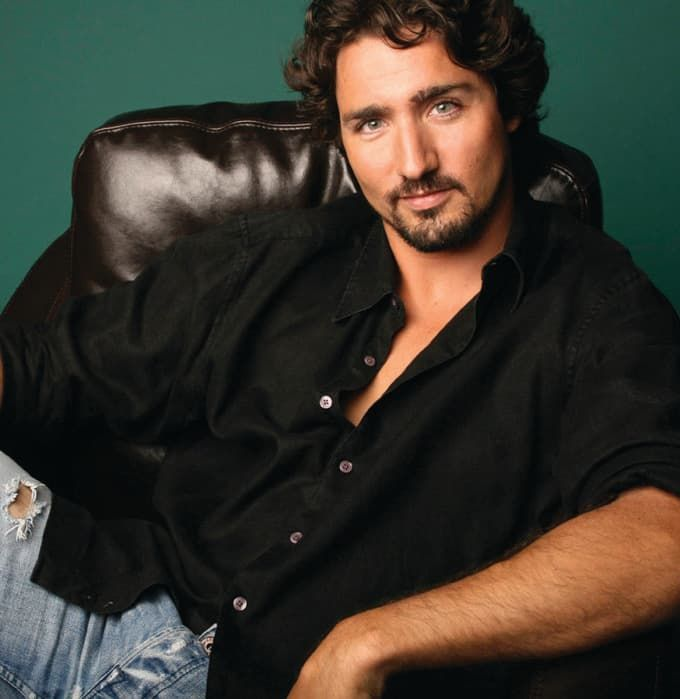 justin trudeau beard photo - 1
