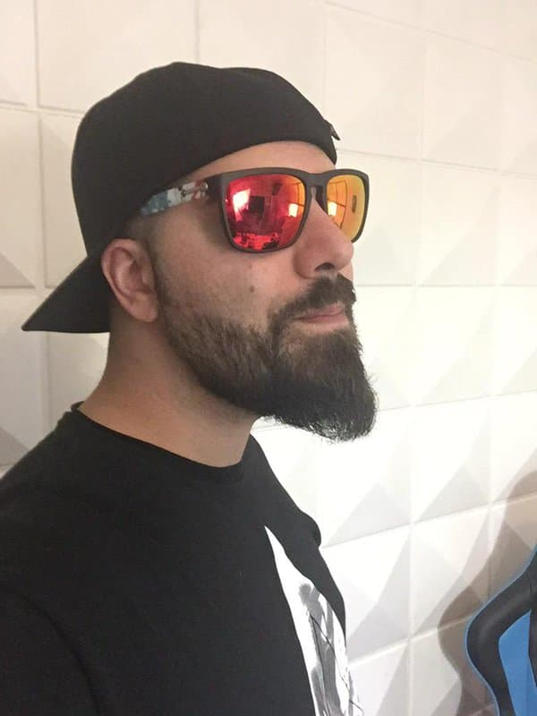 keemstar beard photo - 1