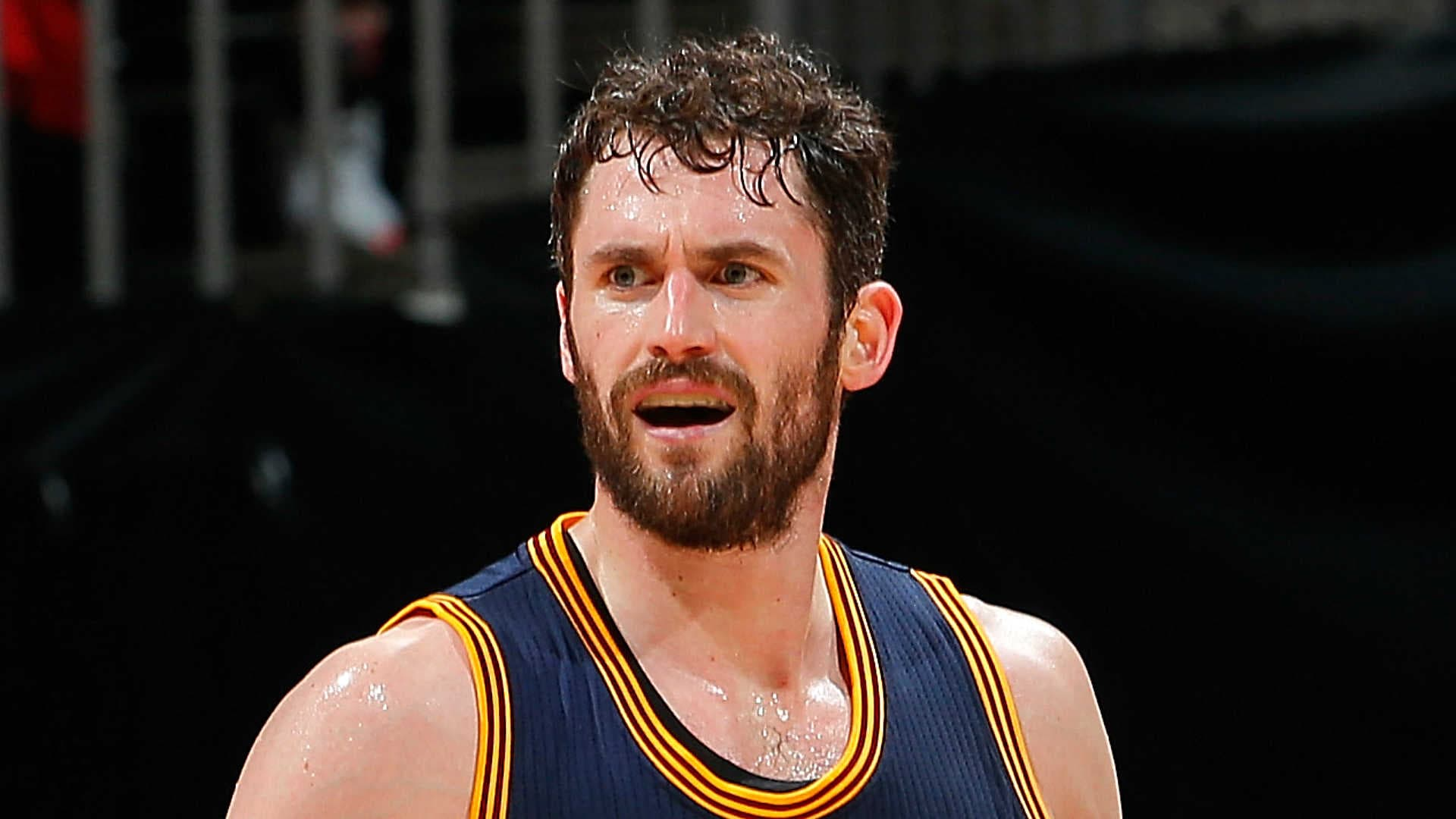 kevin love beard photo - 1