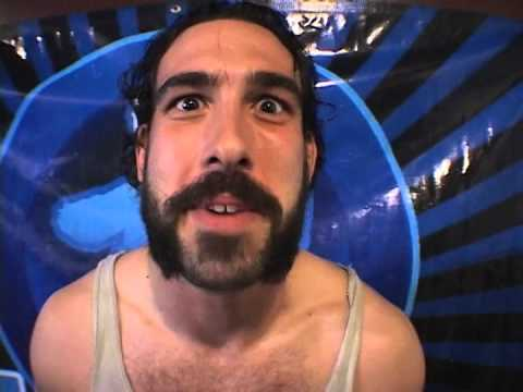 luke harper without beard photo - 1