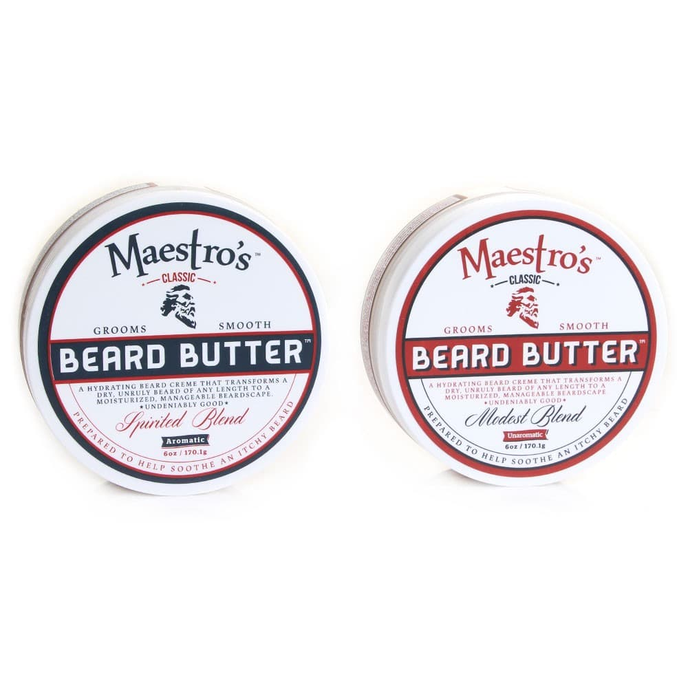 maestros beard butter photo - 1