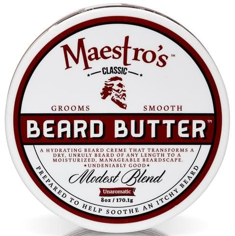 maestros classic beard butter photo - 1
