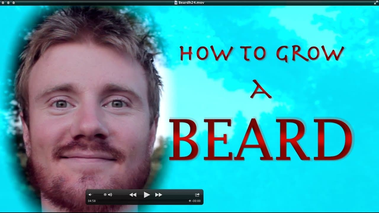 make your beard grow photo - 1
