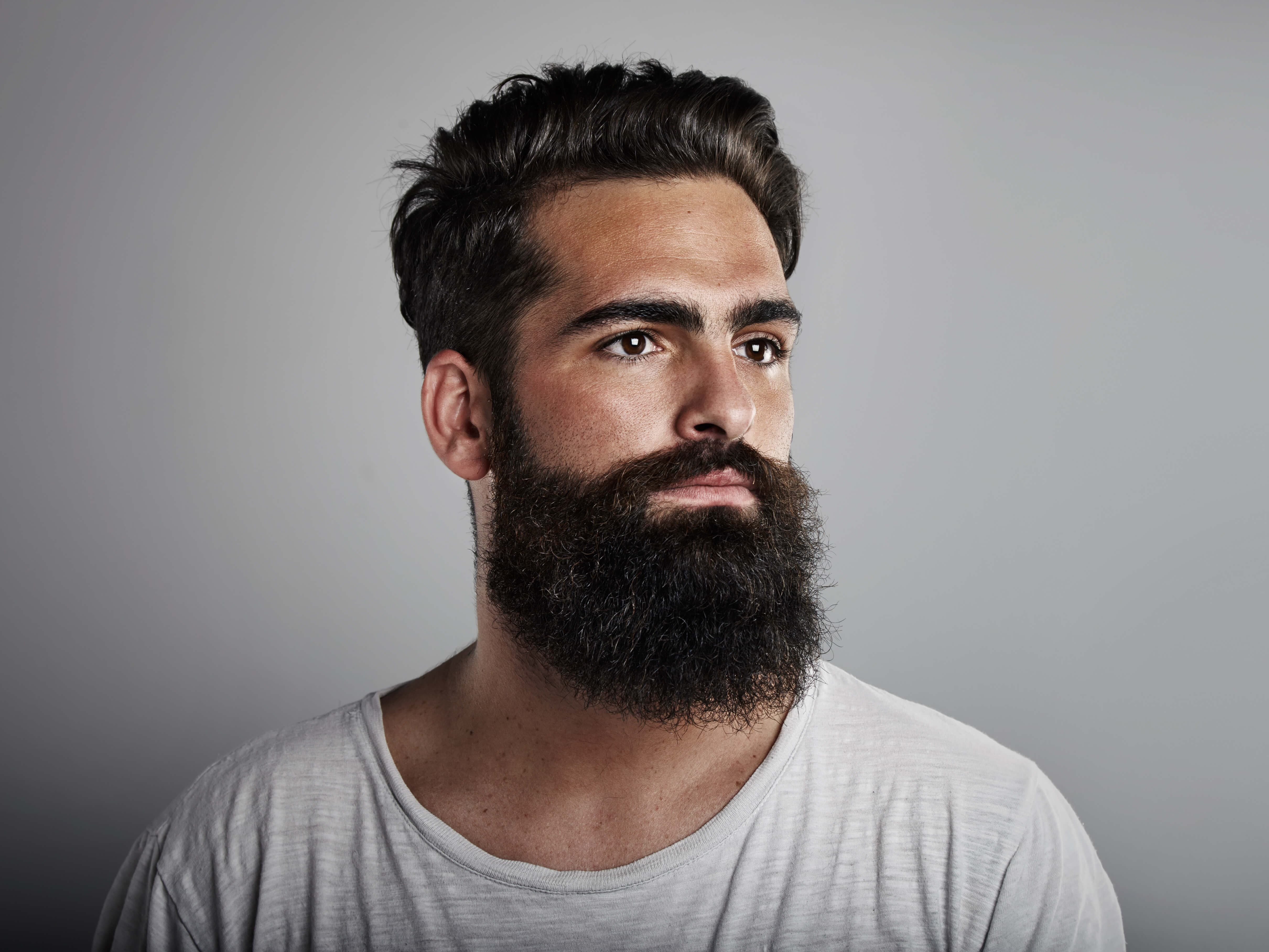 man with long beard photo - 1