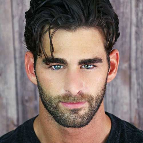 men facial hairstyles images photo - 1