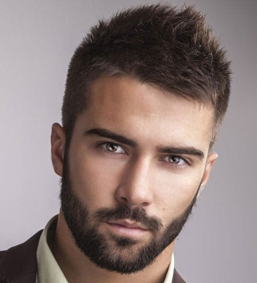 men with beard photo - 1