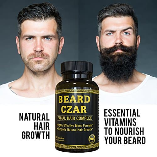 mens health beard czar photo - 1