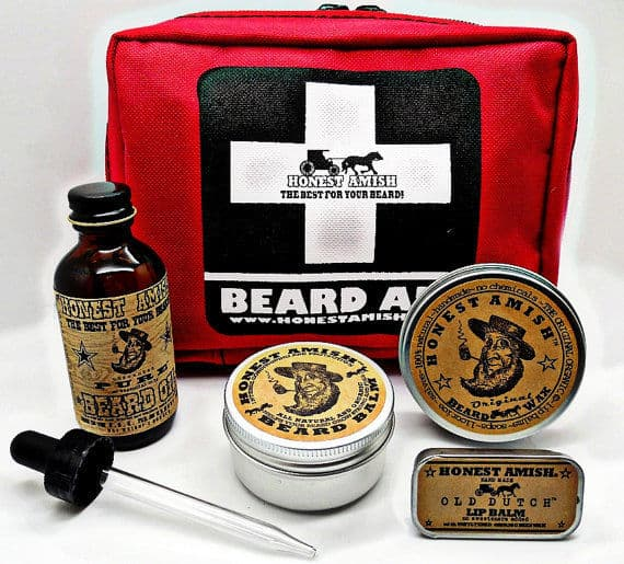 mustache and beard care products photo - 1