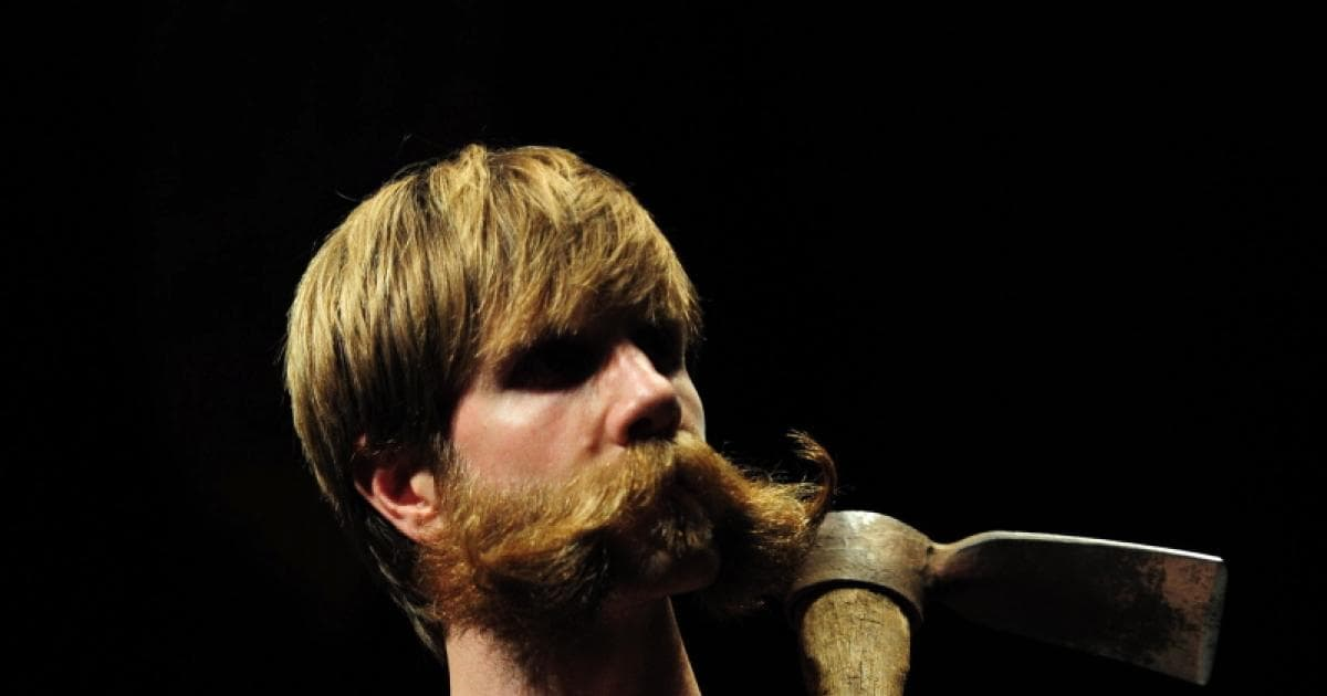 mustache and beard competition photo - 1