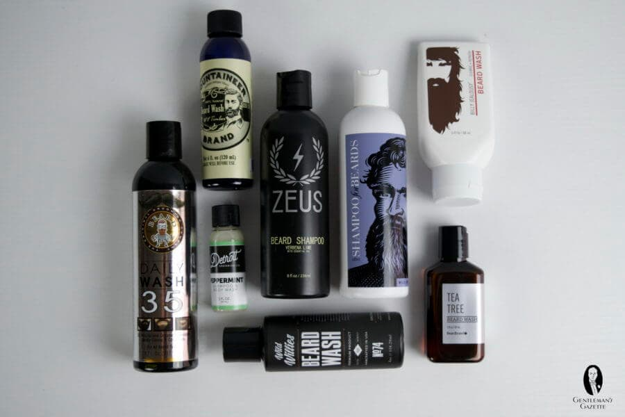 mustache and beard grooming products photo - 1
