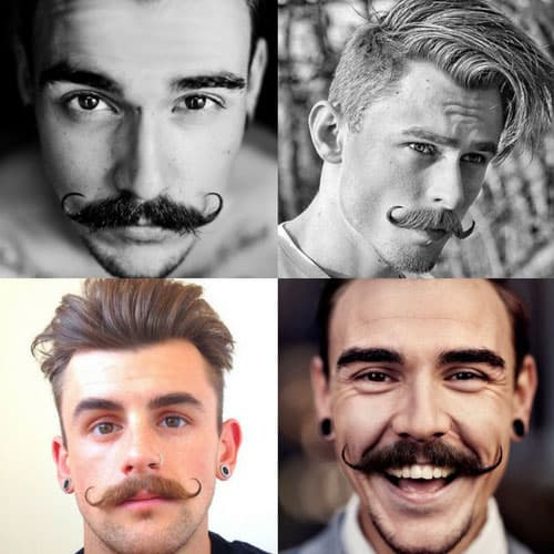mustache and beard names photo - 1