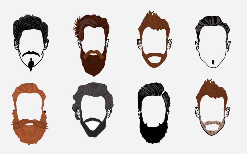 mustache and beard styles names photo - 1