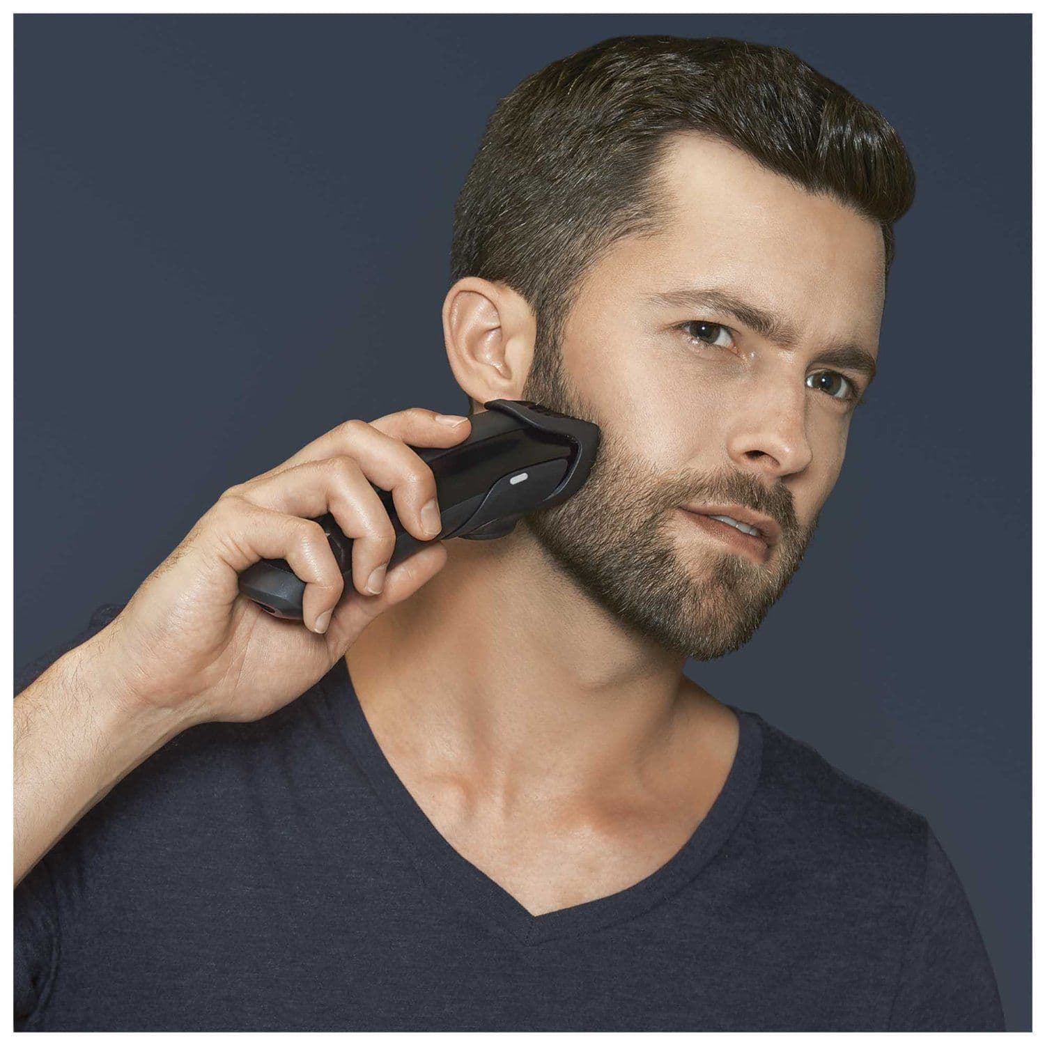 mustache and beard trimmer for men photo - 1