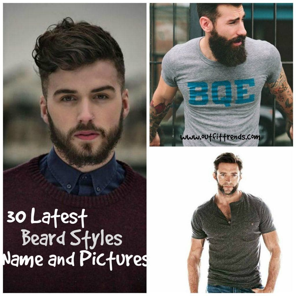 names for facial hairstyles photo - 1