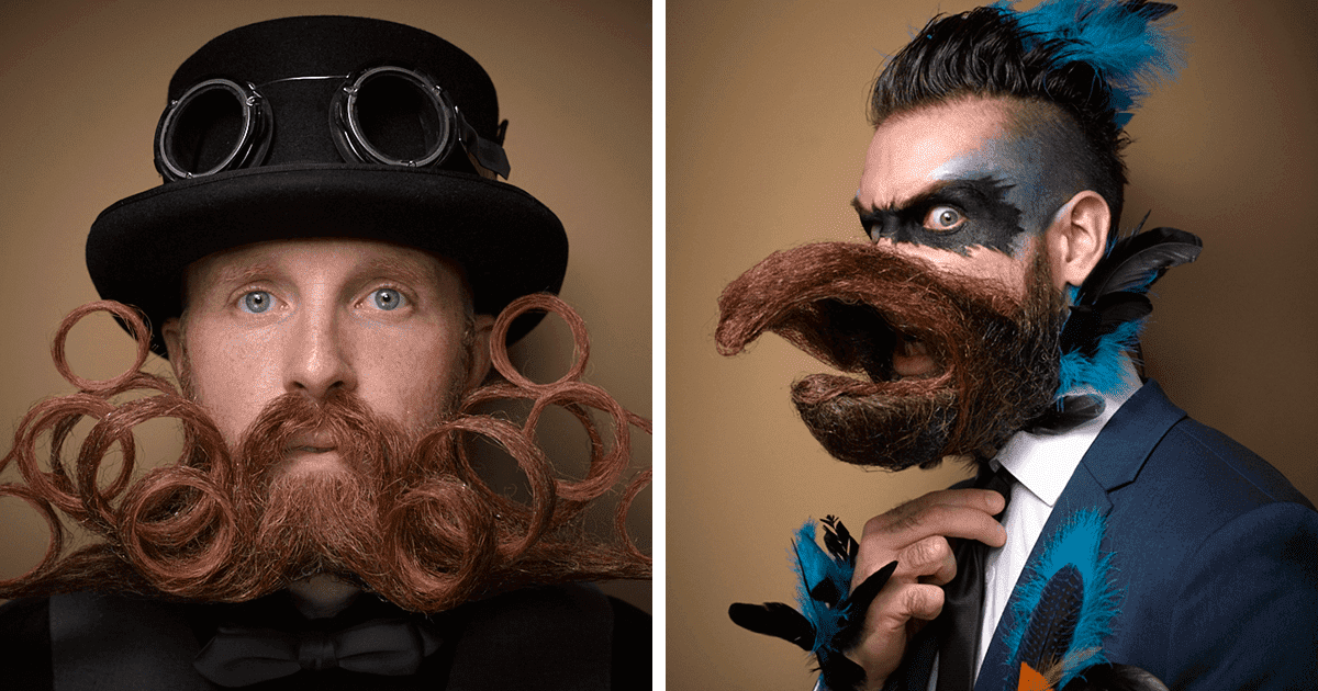 national beard and mustache competition photo - 1