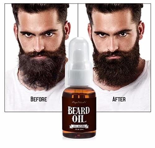 natural oil for beard growth photo - 1