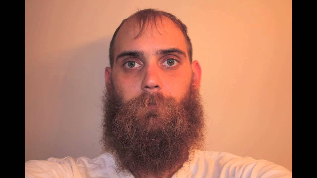 one year beard photo - 1