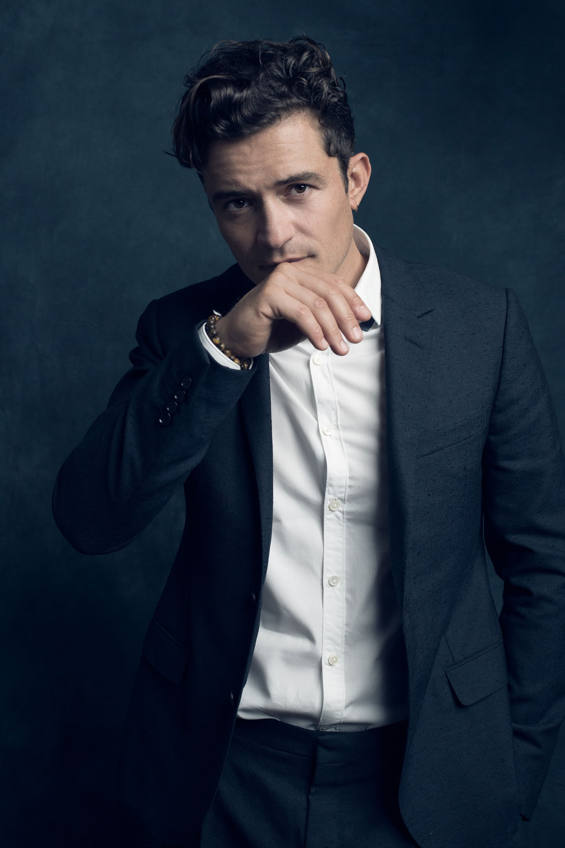 orlando bloom beard photo - 1