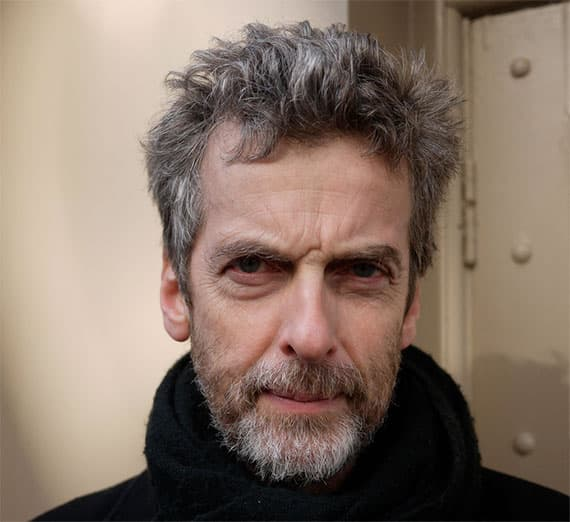 peter capaldi beard photo - 1