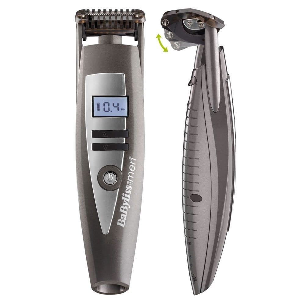 rechargable beard trimmers photo - 1