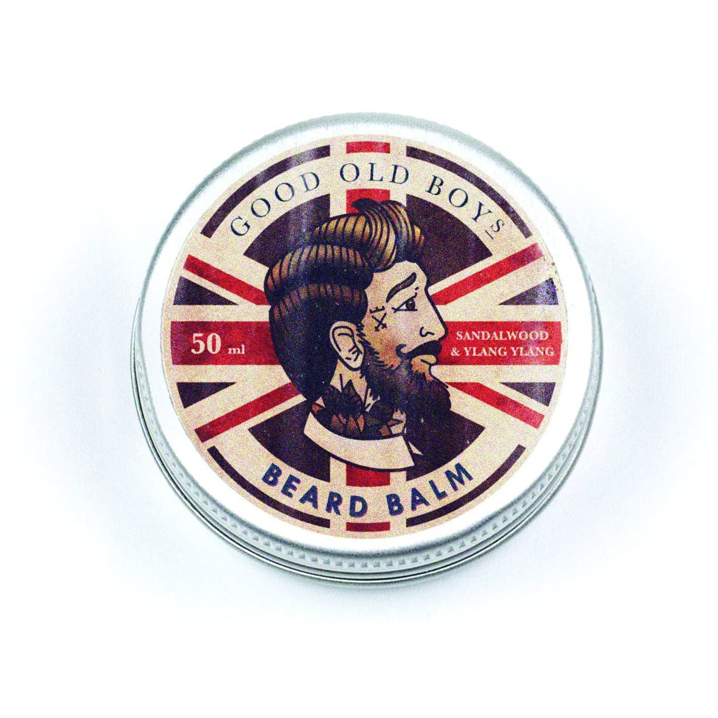sandalwood beard balm photo - 1