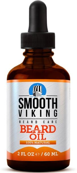 smooth viking beard balm photo - 1