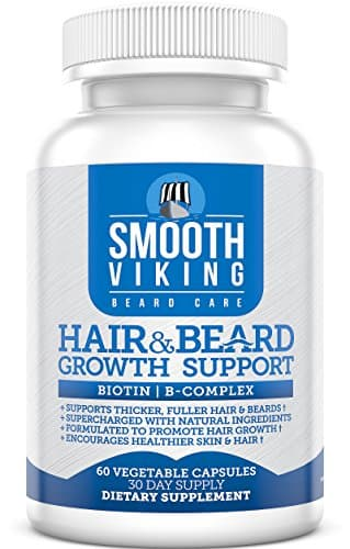 smooth viking beard oil photo - 1