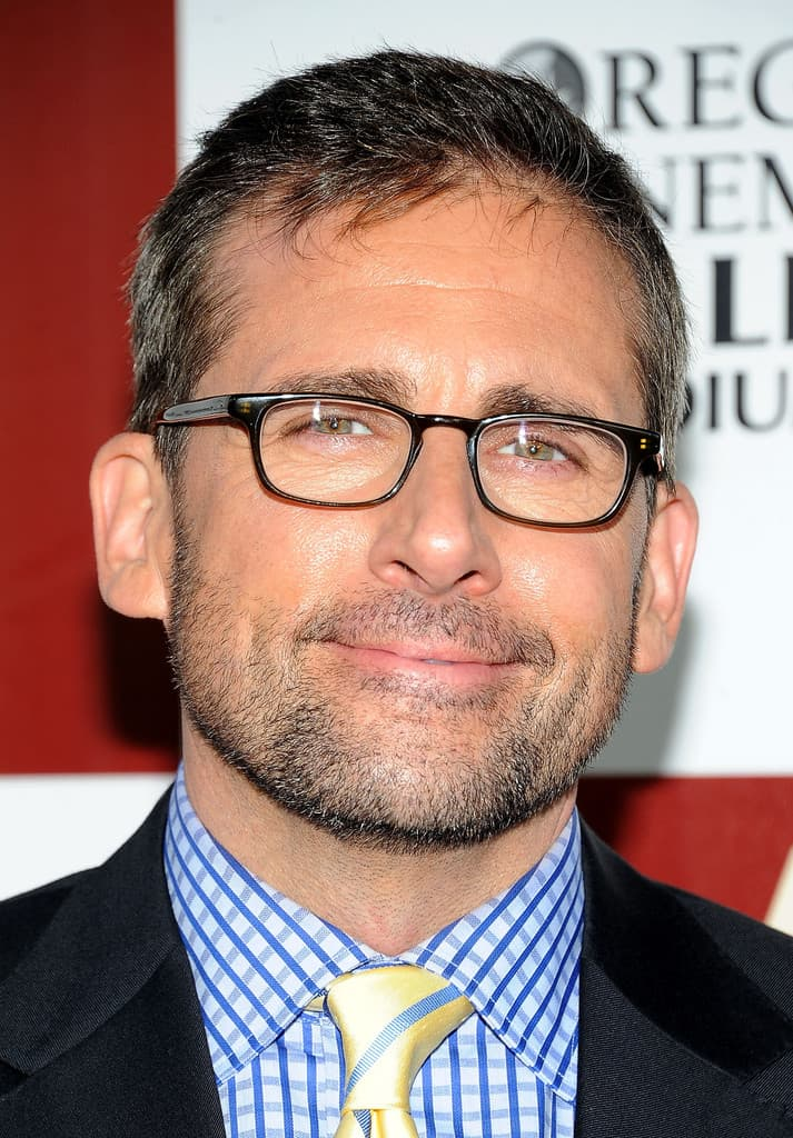 steve carell beard photo - 1