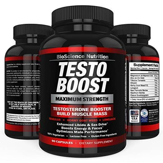 testosterone booster for beard growth photo - 1