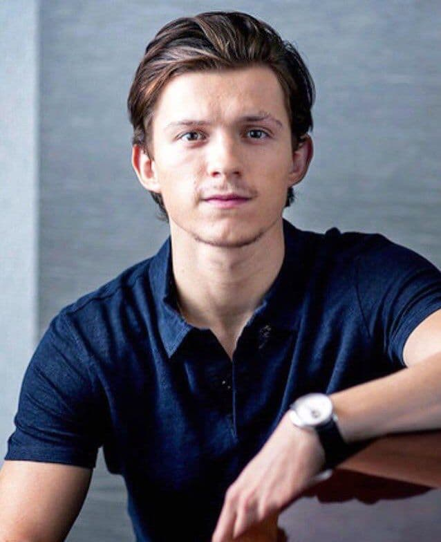 tom holland beard photo - 1