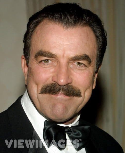 tom selleck beard photo - 1