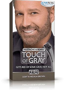 touch of gray beard photo - 1