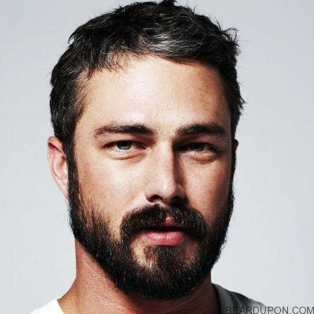 trim beard with clippers photo - 1