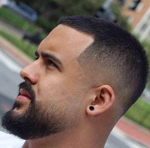 trimmed facial hairstyles photo - 1