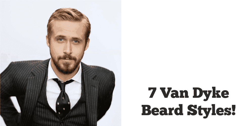 van dyke beard pic photo - 1