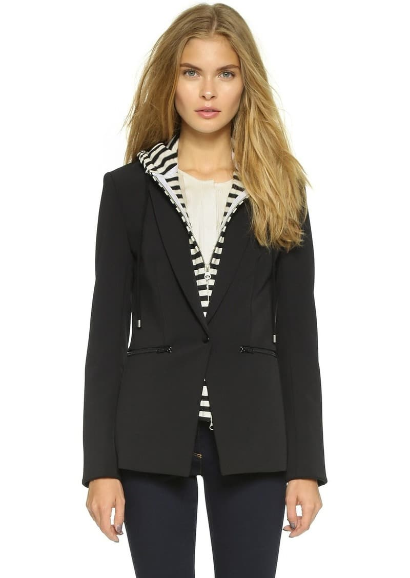 veronica beard blazer photo - 1