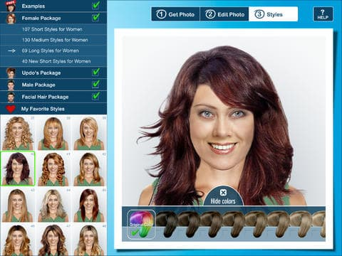 virtual facial hair styles software photo - 1
