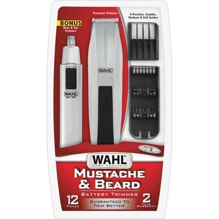 wahl beard & mustache trimmer photo - 1