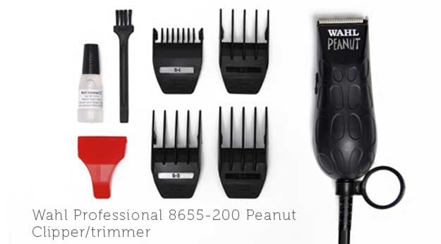 wahl peanut beard trimmer photo - 1