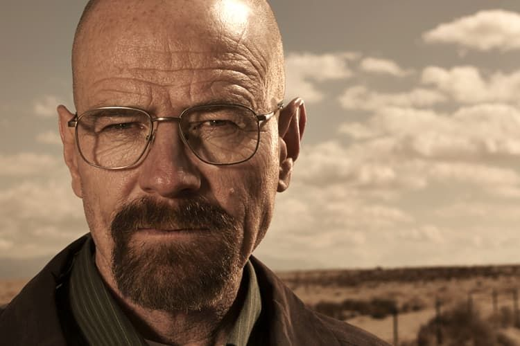 walter white beard photo - 1