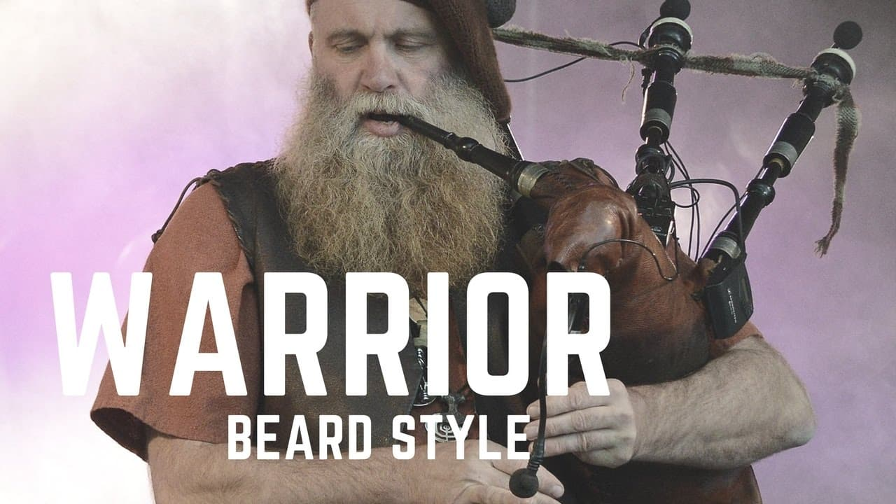 warrior beard photo - 1
