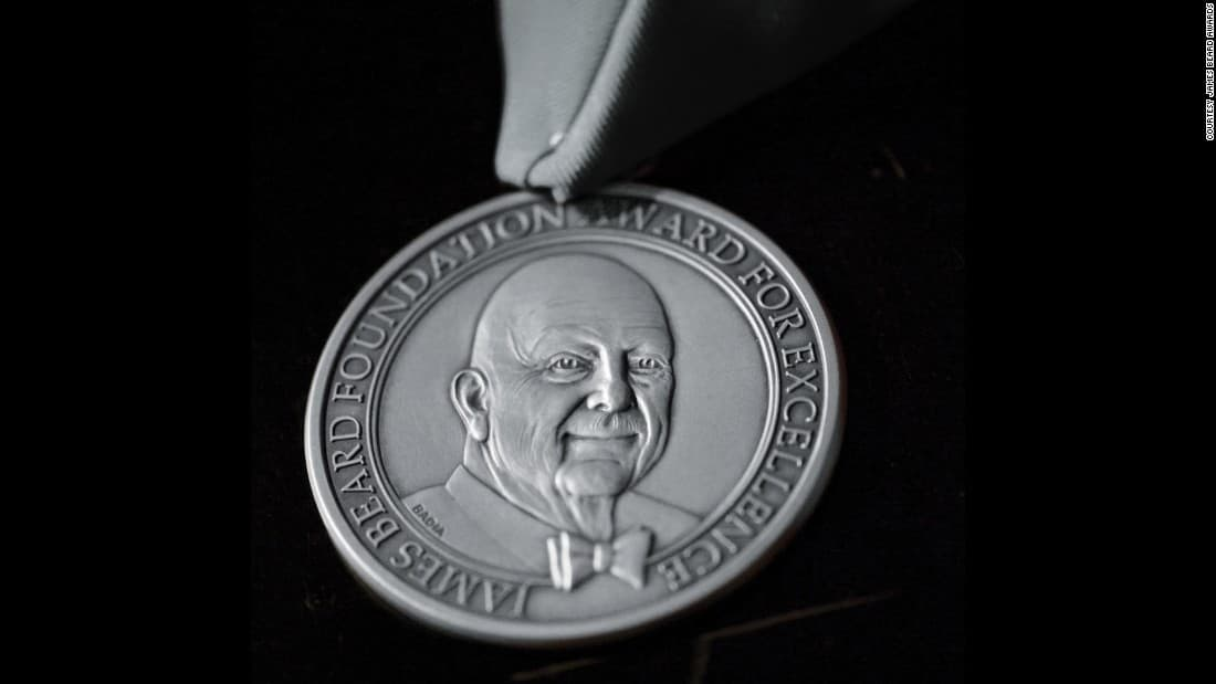 what is the james beard award photo - 1